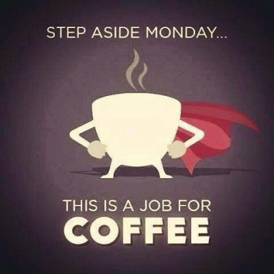 Coffee Makes Monday Memes