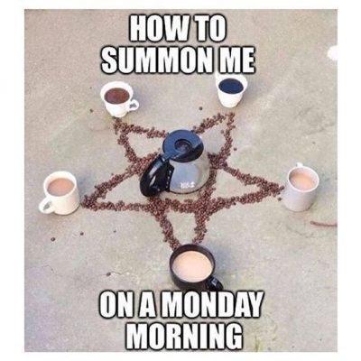 Coffee On Monday Memes