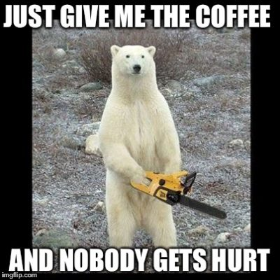 Crazy For Coffee Memes