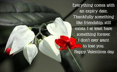 Cute Sayings For Friends On Valentine Day