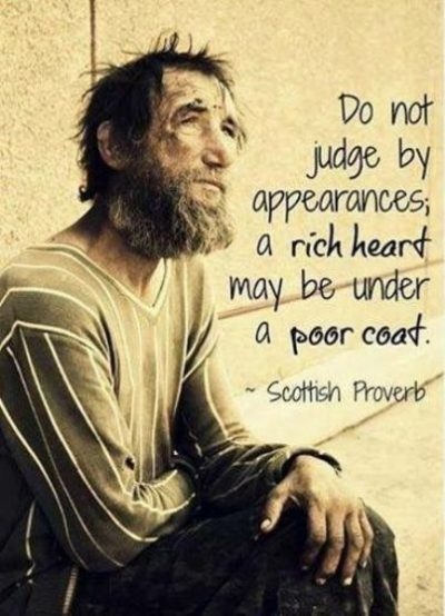 Don't Judge By Appearance Quotes