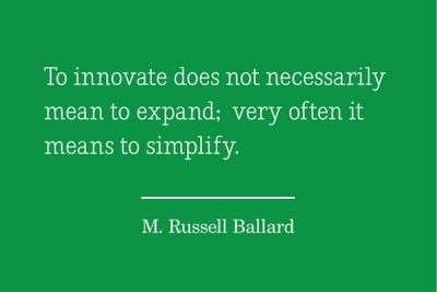 Famous Quotation On Innovation