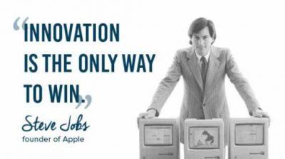 Famous Steve Jobs Quotes On Innovation