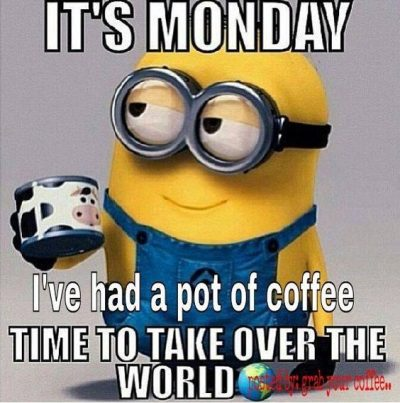 Funny Coffee Monday Memes