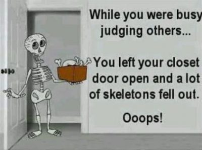 Funny Pictures On Judging People