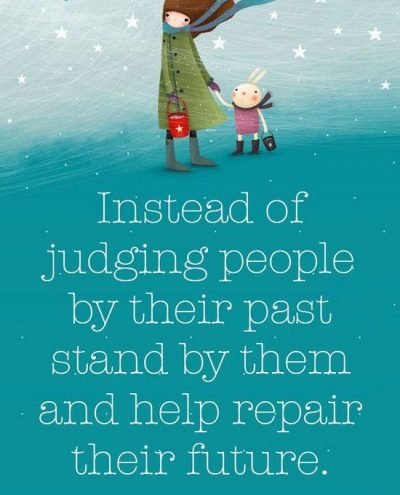 Inspirational Quotes On Judging