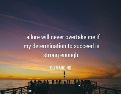 Inspiring Quotes For Student's Determination