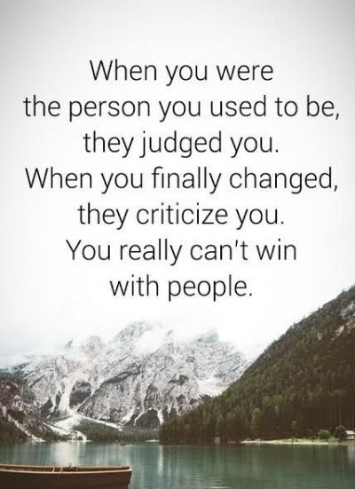 Life Quotes About Judgement