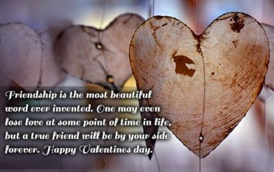 Love Quotes For Friends On Valentines Day
