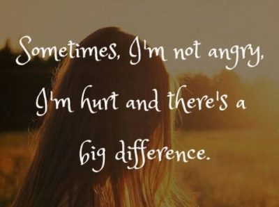 Pain & Anger Quotes