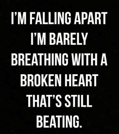 Painful Heart Quotes