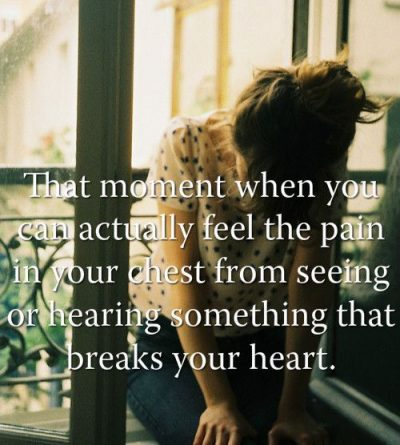 Painful Quotes For Having A Honest Heart