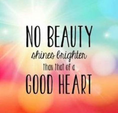 Picture Quotes About Having A Good Heart