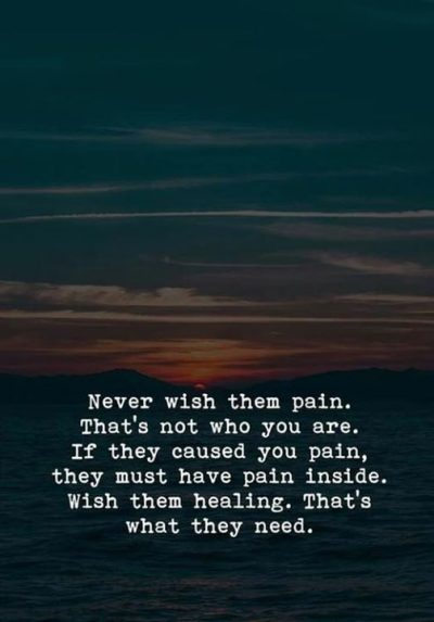 Positive Quotes To Heal Pain