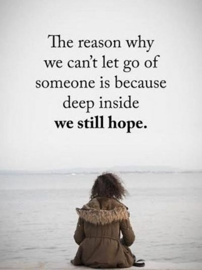 Quotes About Hope In Relationship