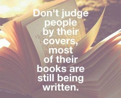 Quotes About Judging People's Action