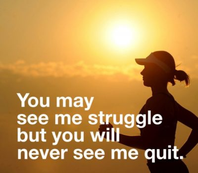 Struggle For Success Quotes