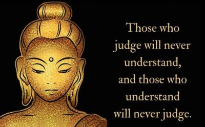 Understand & Don't Judge Quotes