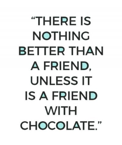 Valentine Day's Quotes About Friends
