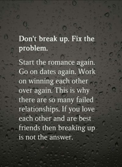 Failed Relationship Quotes