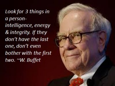 Famous Quotes on Integrity
