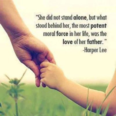 Father & Daughter Relationship Quotes