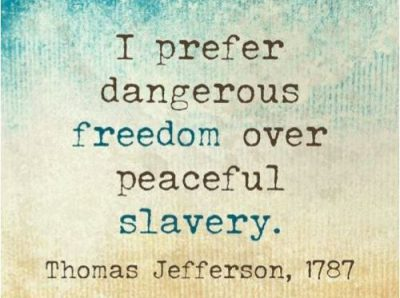 Freedom Inspirational Quotes