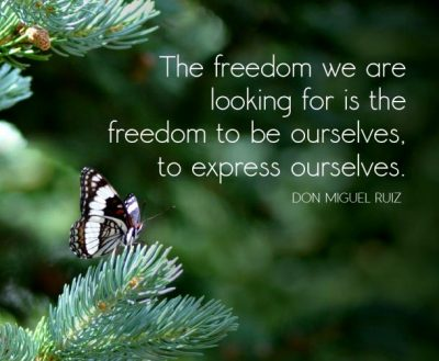 Inspirational Quotes On Freedom