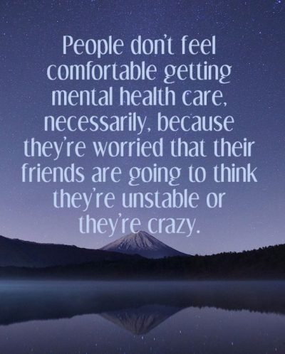 Mental Health Care Quotes