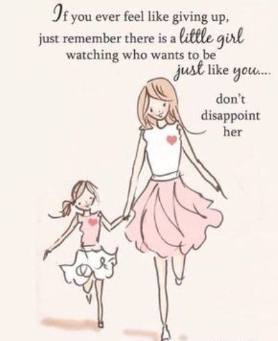 Mom & Daughter Quotes