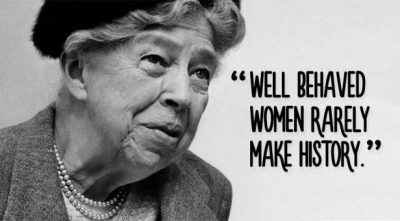 Motivating Quotes For Women's Day