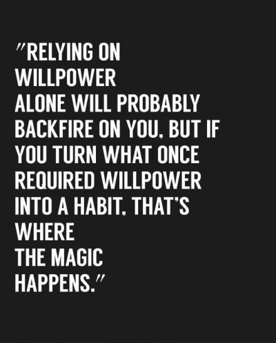 Motivational Quotes On Willpower
