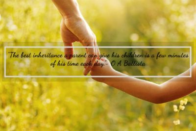 Parents And Children Relationship Quotes