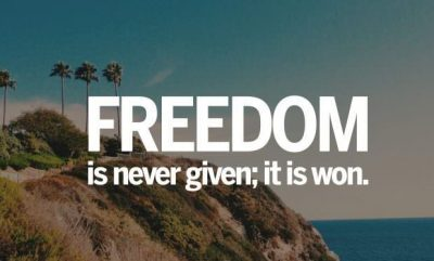 Picture Quotes On Freedom