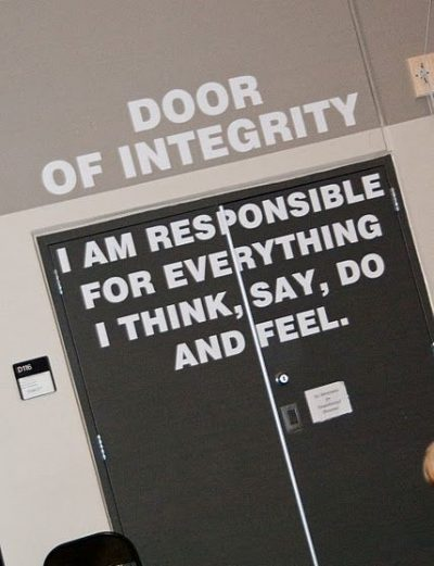 Quotes On Integrity For Work