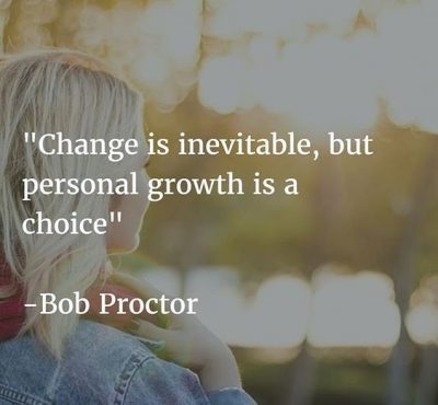 Short Quotes About Personal Growth