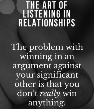 Strong Relationship Sayings