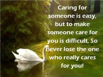 Caring Picture Quotes For Lovers