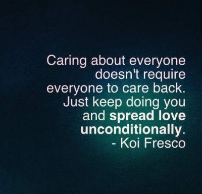 Inspiring Quotes About Care