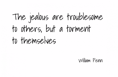 Quotes About Jealousy And Envy