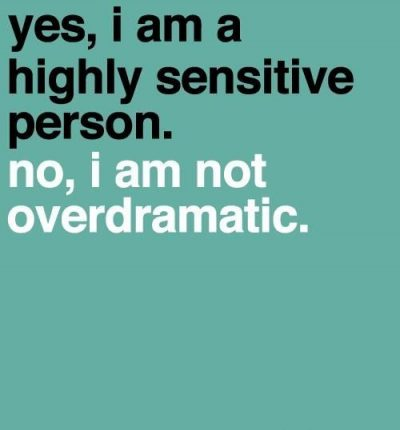 Sensitive One Liners