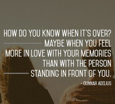 Best Falling Out Of Love Quotes