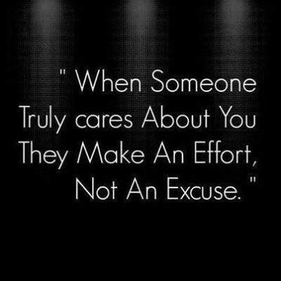 Care And Effort Quotes In Relationship
