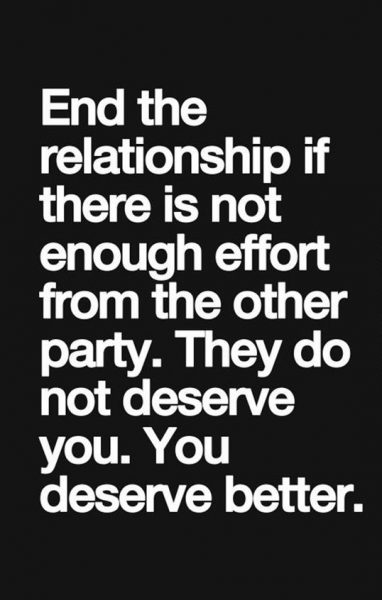 Effort In Relationship Quotes Images