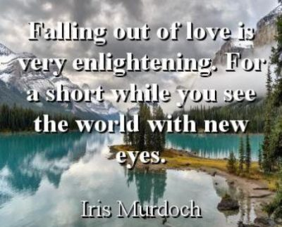 Falling Out Of Love Quotations
