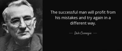 Famous Mistakes Quotations