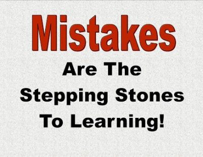 Famous Quotes About Making Mistakes In Life