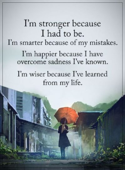 Learning From Mistakes In Life