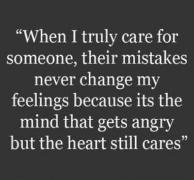 Love Quotes About Mistakes