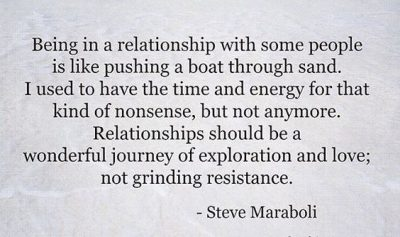 No Effort In Relationship Quotes